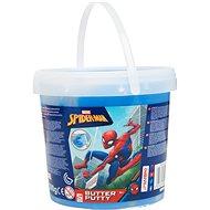 Spiderman Sliz vo vedierku 300 g - Modelovacia hmota