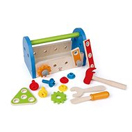 Hape Montážny box s náradím - Detské náradie