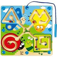 Hape Magnetické bludisko Chrobáci - Didaktická hračka