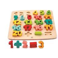 Hape Číslice - Puzzle