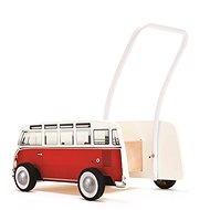 Hape Autobus T1 – červený - Chodúľka