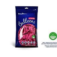 Balóniky 50 ks ružové - Herná sada