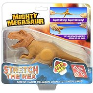 Mighty Megasaur: Elastický dinosaurus T-Rex - Figúrka