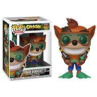 Funko POP Games: Crash Bandicoot – Crash w/Scuba - Figúrka