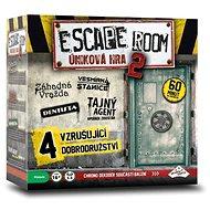 Escape Room 2 – úniková hra - Hra