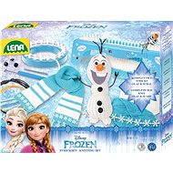 Lena Disney pletenie Ľadové kráľovstvo - Kreatívna súprava