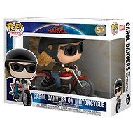 Funko Pop – Captain Marvel – Carol Danvers na motorke - Figúrka