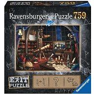 Ravensburger 199501 Exit Puzzle: Hvezdáreň - Puzzle