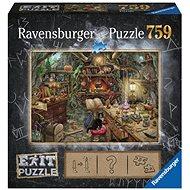 Ravensburger 199525 Exit Puzzle: Čarodejnícka kuchyňa - Puzzle
