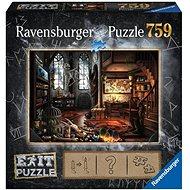 Ravensburger 199549 Exit Puzzle: Dračie laboratórium - Puzzle
