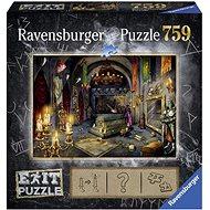 Ravensburger 199556 Exit Puzzle: Upírov hrad - Puzzle