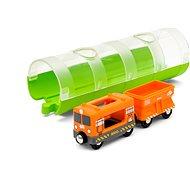 Brio World 33891 Tunel a nákladný vlak