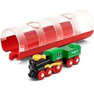 Brio World 33892 Tunel a parní vlak - Vláčikodráha