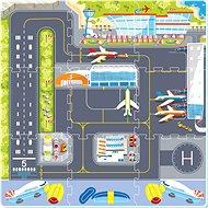 Letisko - Penové puzzle