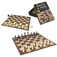 Šach a Dáma - Spoločenská hra