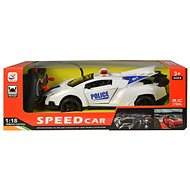 Auto policajné - RC auto na diaľkové ovládanie