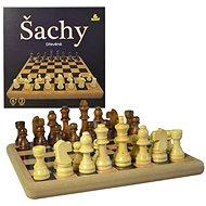 Drevený šach - Spoločenská hra