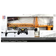 Žeriav na diaľkové ovládanie - RC auto na diaľkové ovládanie