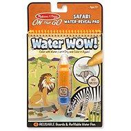 Melissa-Doug Čarovanie vodou Safari - Hračka do auta