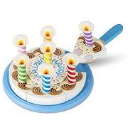 Melissa-Doug Narozeninový dort - Drevená hračka