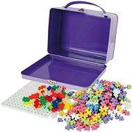 Plus-Plus Kovový kufrík pastel - Stavebnica