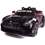 Mercedes-Benz GT4, čierne - Detské elektrické auto