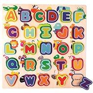 Didaktická hračka Anglická abeceda so zvieratkami
