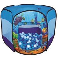 Podmorský stan s guľôčkami - Detský stan
