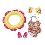 BABY born Súprava na plavánie - Doplnok pre bábiky