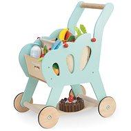 Le Toy Van Nákupný košík s príslušenstvom - Drevená hračka