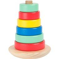 Small Foot Veža Movere - Drevená hračka