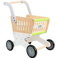 Small Foot Nákupný vozík Trend - Drevená hračka