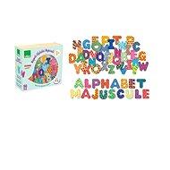 Vilac Magnetky tlačená abeceda - Dekorácia do detskej izby