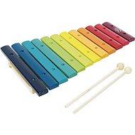 Vilac Xylofon Rainbow - Hudobná hračka