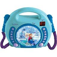 Lexibook Frozen CD prehrávač s mikrofónom - Hudobná hračka
