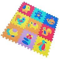 Zvieratká - Penové puzzle