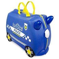 Policajné auto Percy - Kufrík