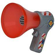 Simba Požiarnik Sam Megafón - Mikrofón