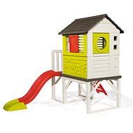Smoby Domček na pilieroch so šmykľavkou - Príslušenstvo na detské ihrisko