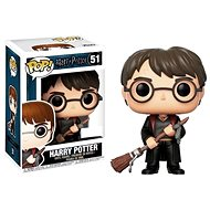 Funko Pop Movies: Harry Potter – Harry Potter w/Firebolt