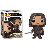 Funko Pop Movies: LOTR/Hobbit – Aragorn - Figúrka