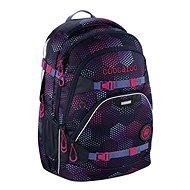 Coocazoo ScaleRale Purple Illusion - Školský batoh