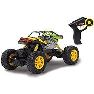 Jamara Hillriser Crawler – žlté - RC auto na diaľkové ovládanie
