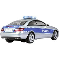 Jamara Mercedes E350 Coupe Polizei