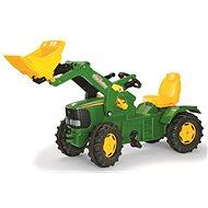 RollyToys J.Deere 6920 s nakladačom - Šliapací traktor