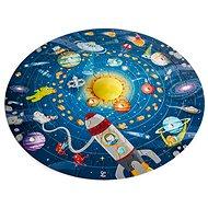 Hape Detské puzzle – Slnečná sústava LED - Puzzle