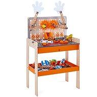 Hape Vedcov pracovný stôl Deluxe - Drevená hračka
