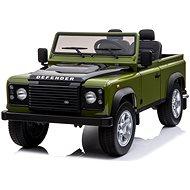 Land Rover Defender, zelený - Detské elektrické auto