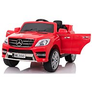 Mercedes-Benz ML350, červené - Detské elektrické auto