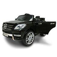 Mercedes-Benz ML350, čierny - Detské elektrické auto
